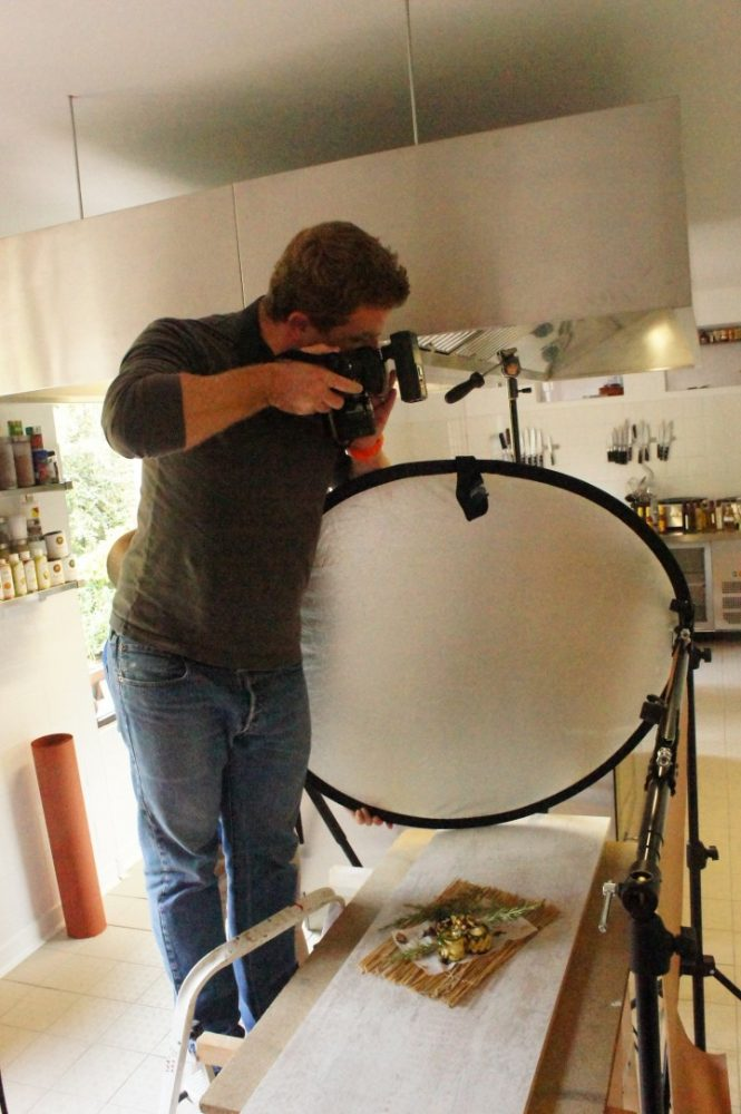 Photos shoot marabout brie de meaux cooking4u
